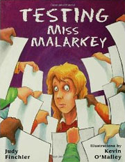 Testing Miss Malarkey by Judy Finchler, illustrated by Kevin O'Malley